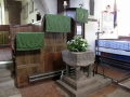All Saints Font-mc