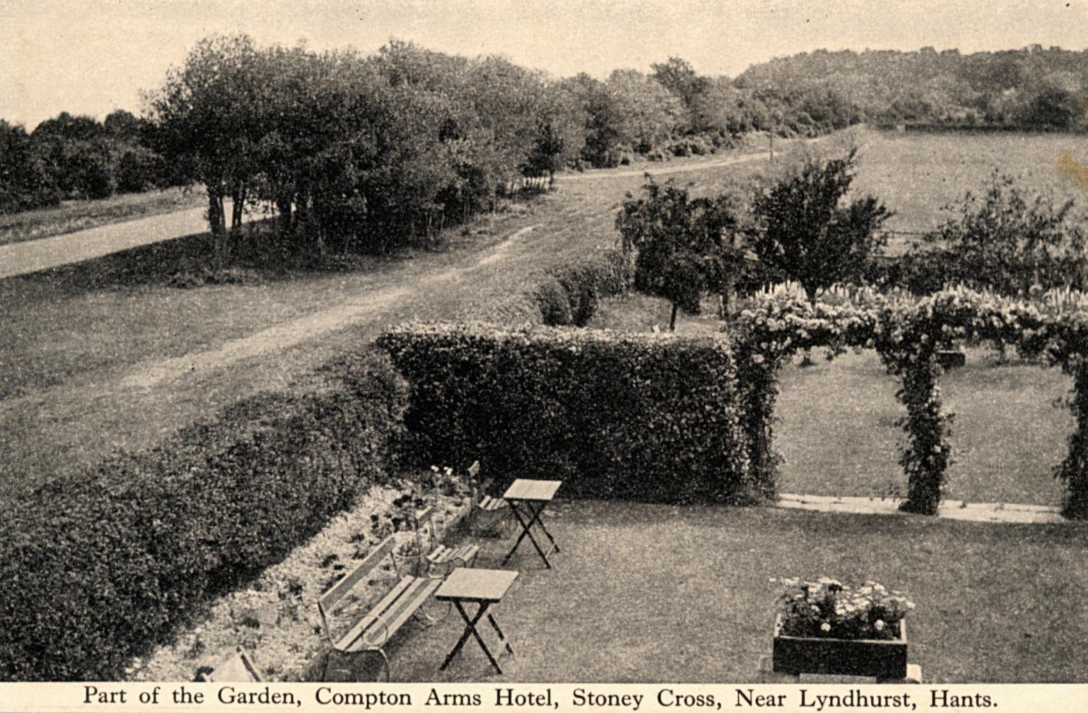 garden c arms