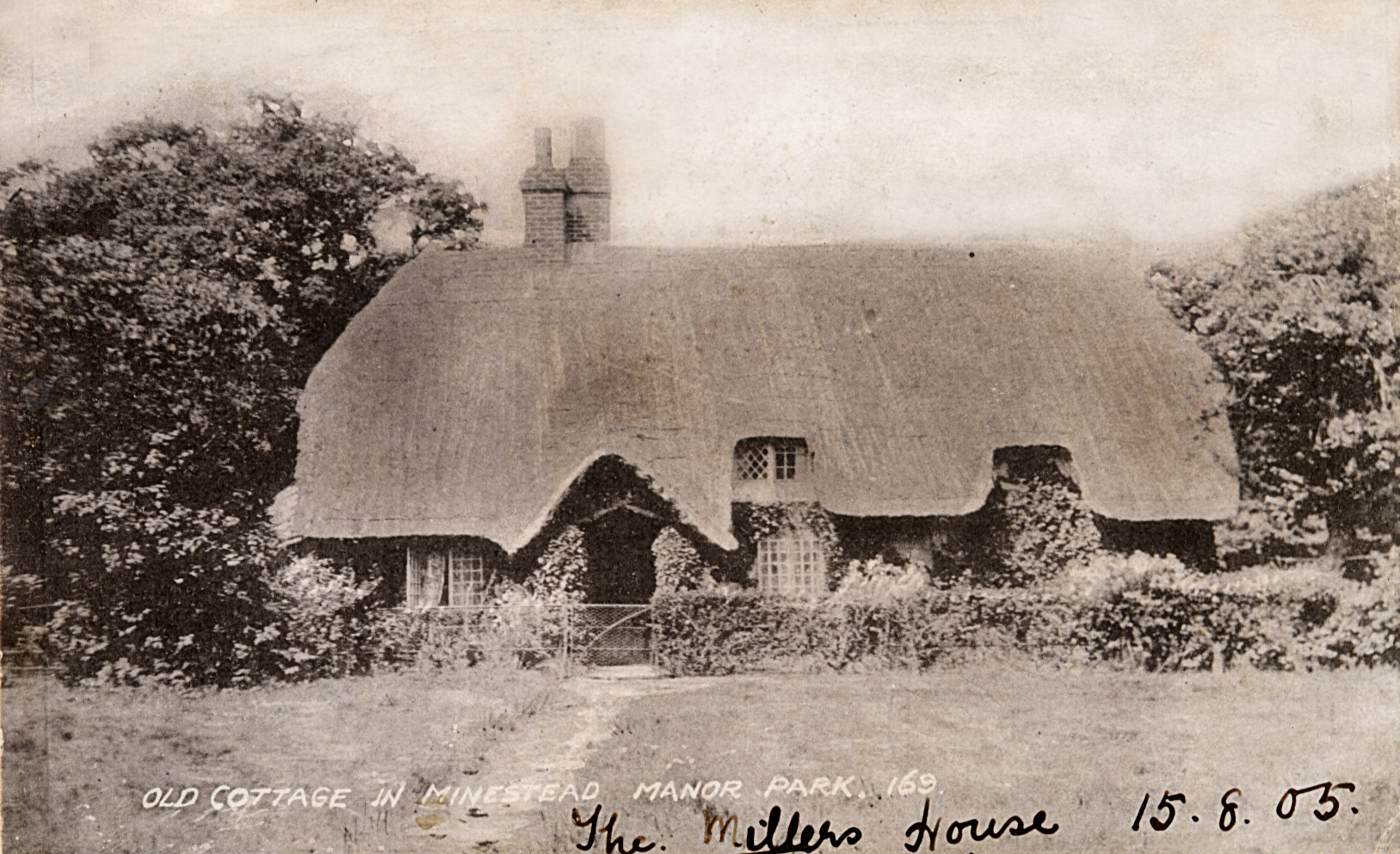 millers house