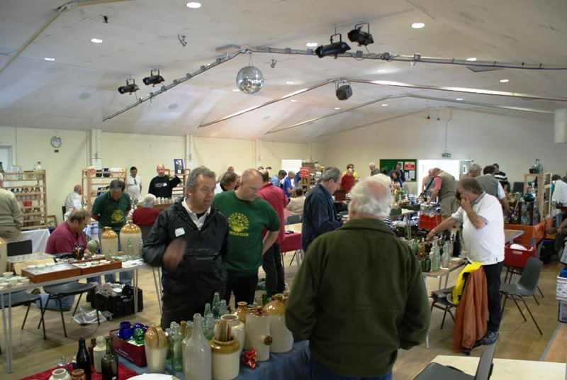 An Auction at Minstead Village Hall